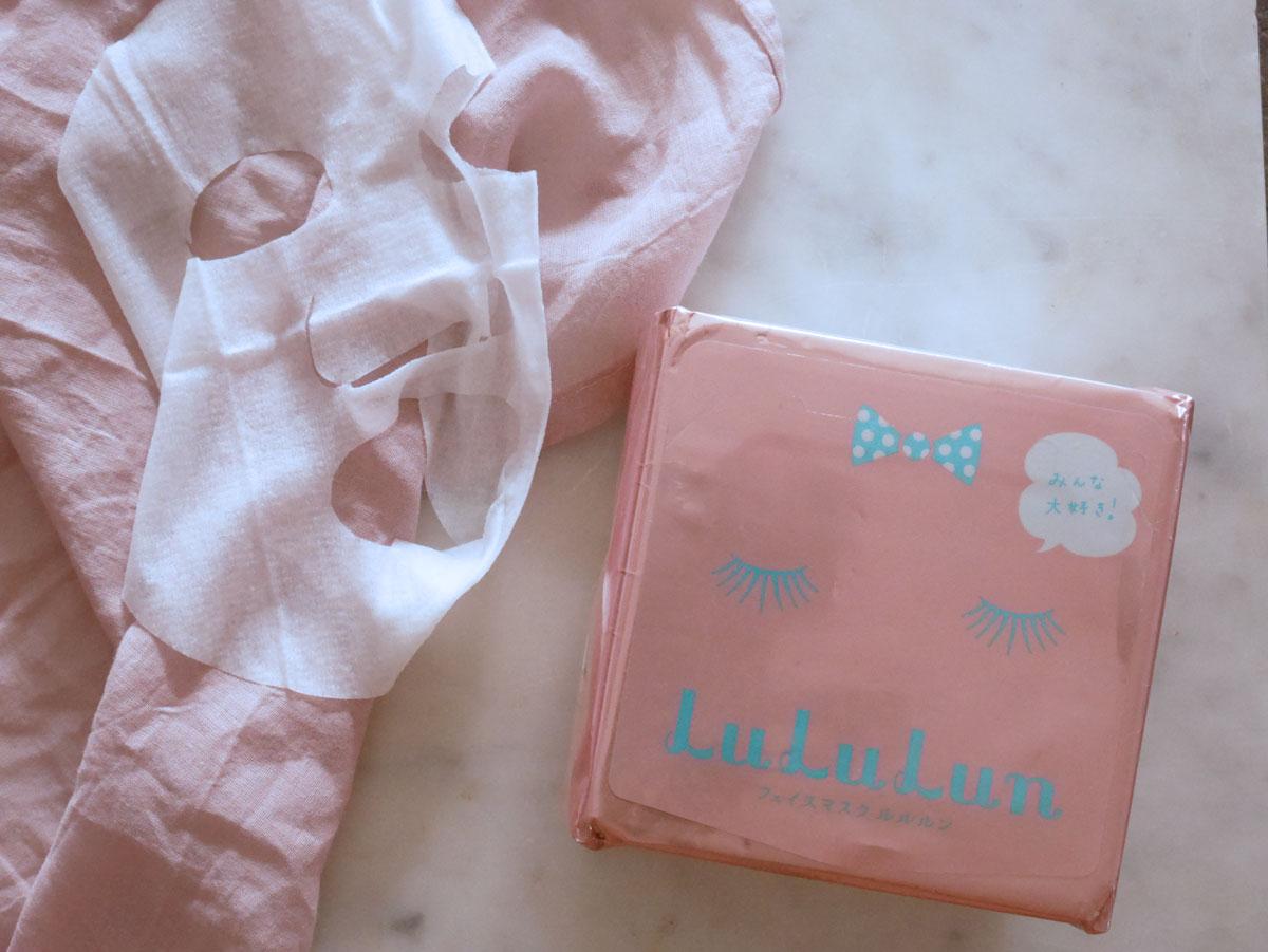Lu Lu Lun Face Sheets moisture balance