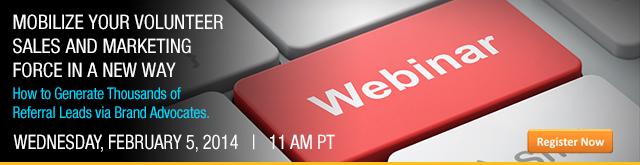 Referral Marketing Webinar