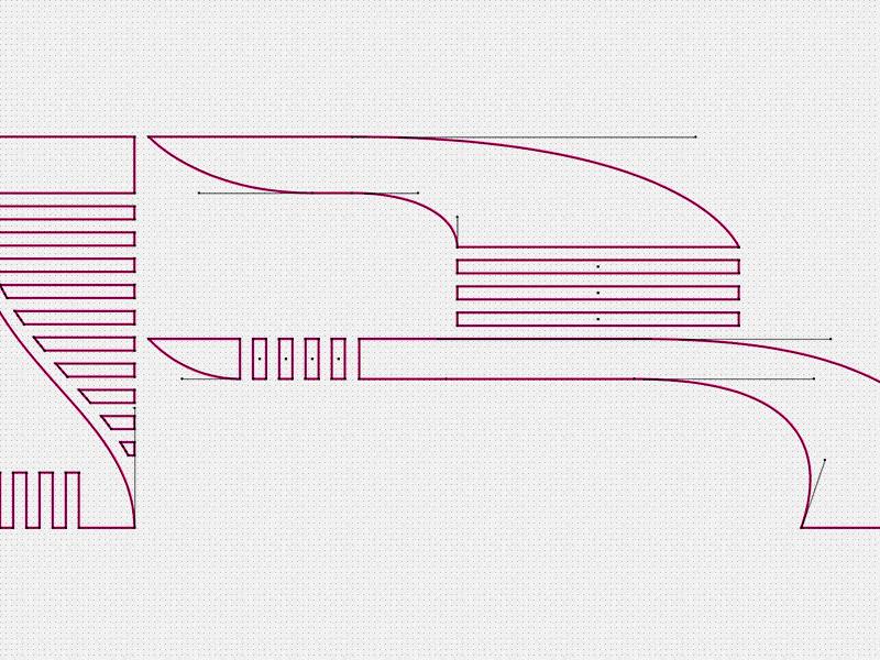 Type design.