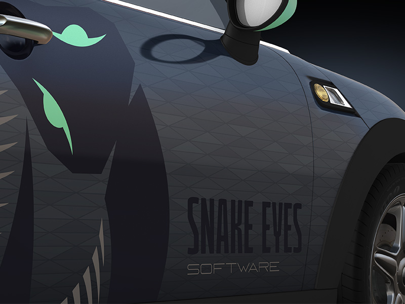 Snake Eyes Software - corporate vehicle