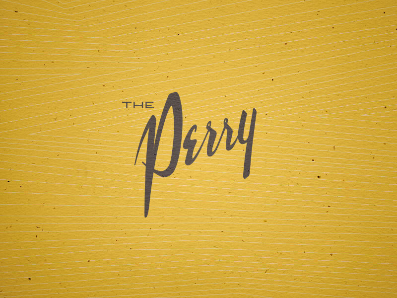The Perry main logo