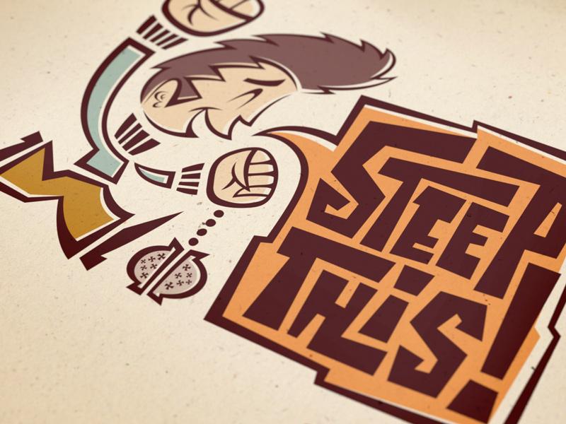 Steep This! main logo