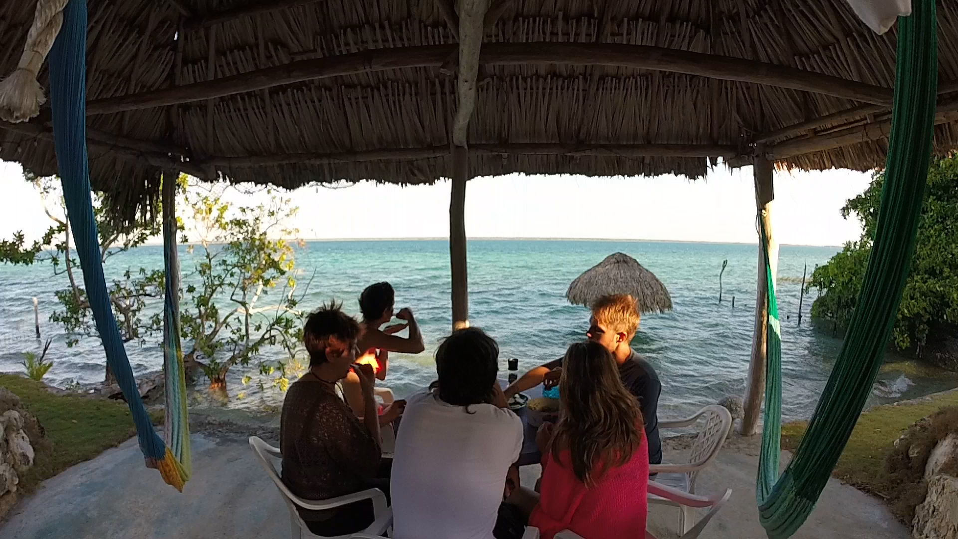 Dinner and a view