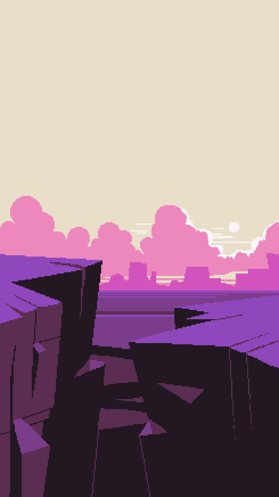 Some pointy cliffs.       twitter  /  portfolio  /  shop