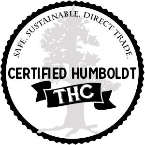 Certified Humboldt THC