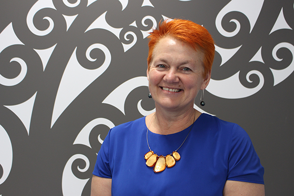 Helen Leahy - Pouarahi/CEO of Te Pūtahitanga