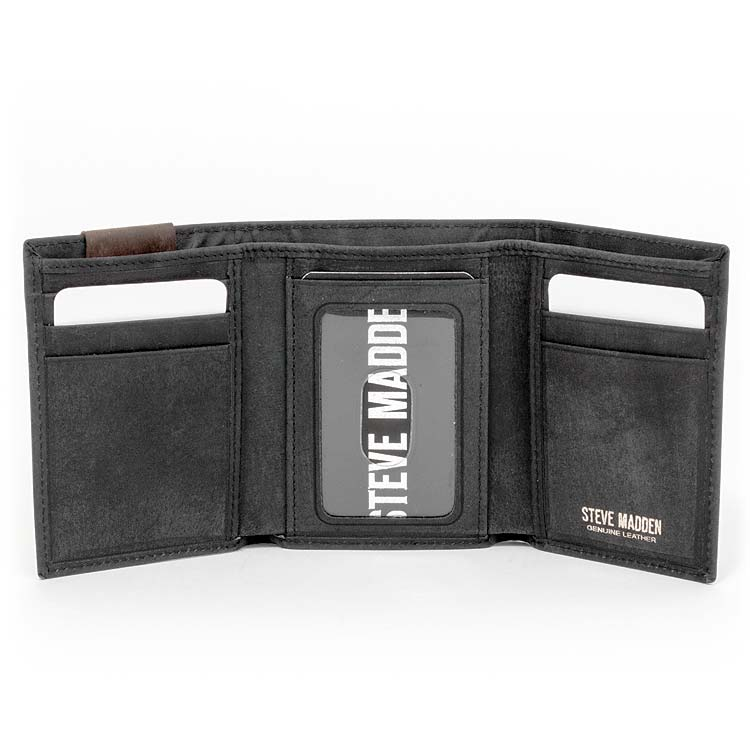 Steve Madden Leather Wallet Product Photography