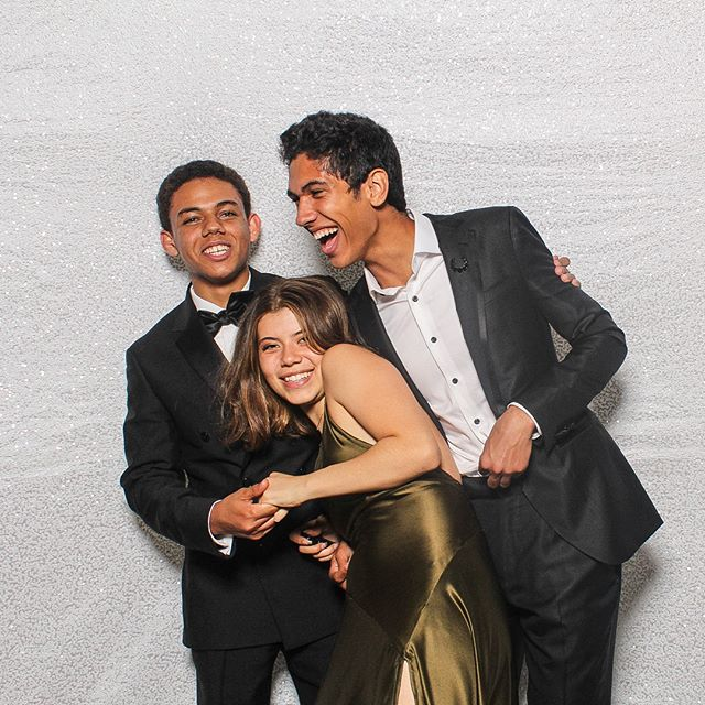 Just graduated from High School! Here are some pictures from prom