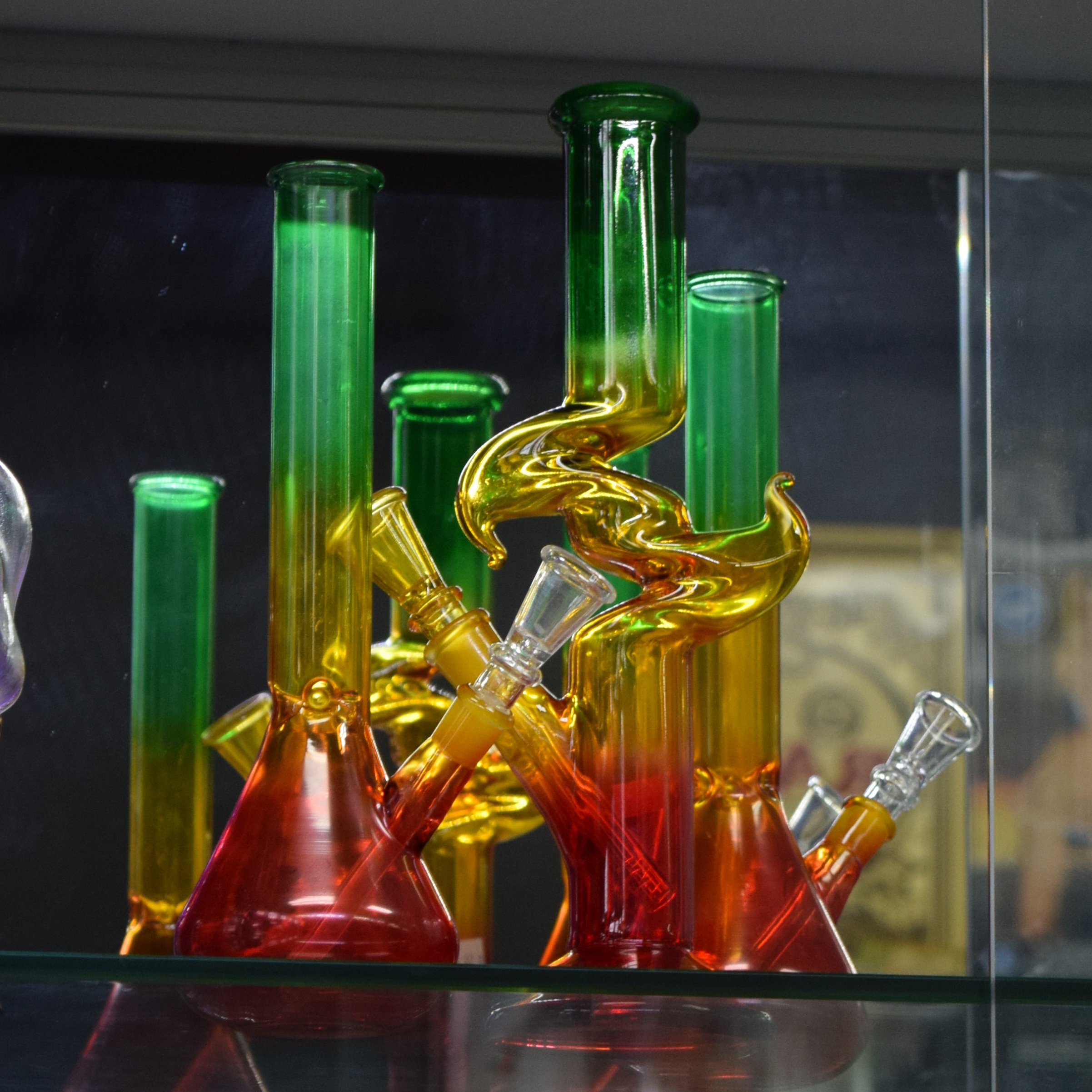 Jamaican water bongs