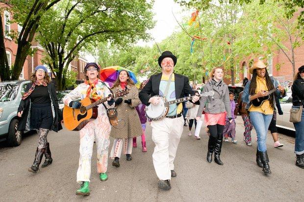 peoples joy parade 2014