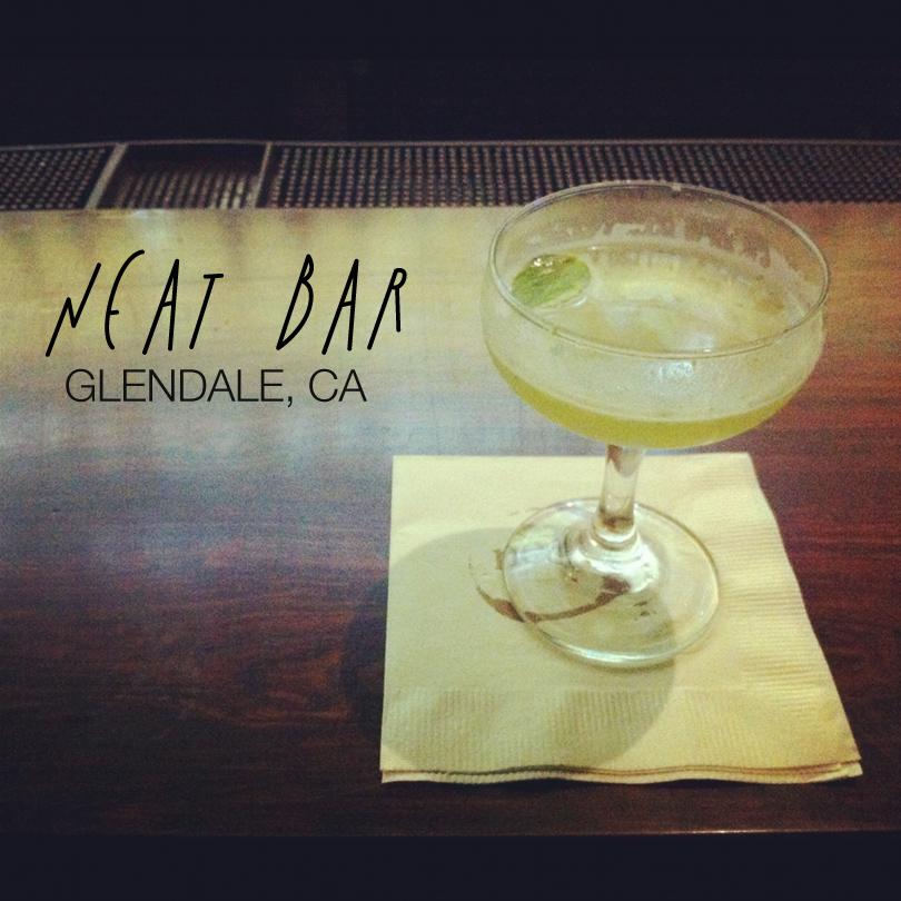 Neat Bar in Glendale CA
