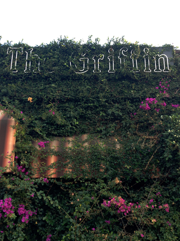 The Griffin in Atwater Village, Los Angeles / Bourbon and Goose