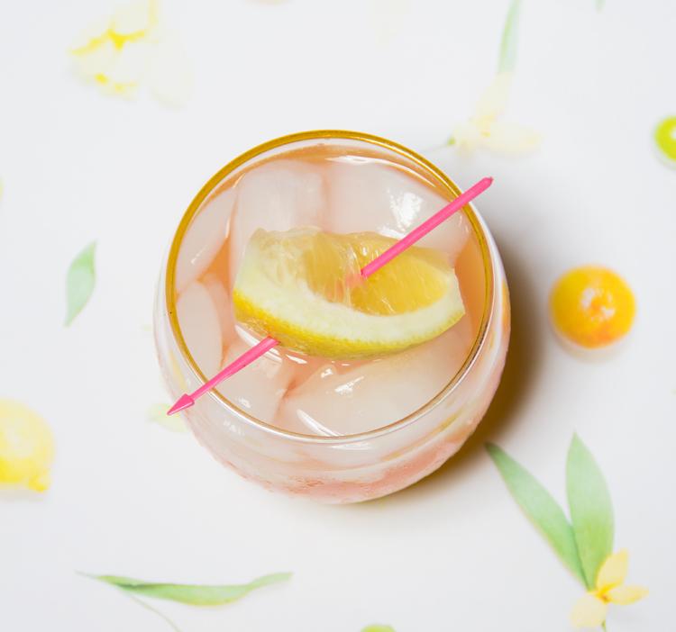 #happyhourclub 25 / Pink Lemonade Vodka
