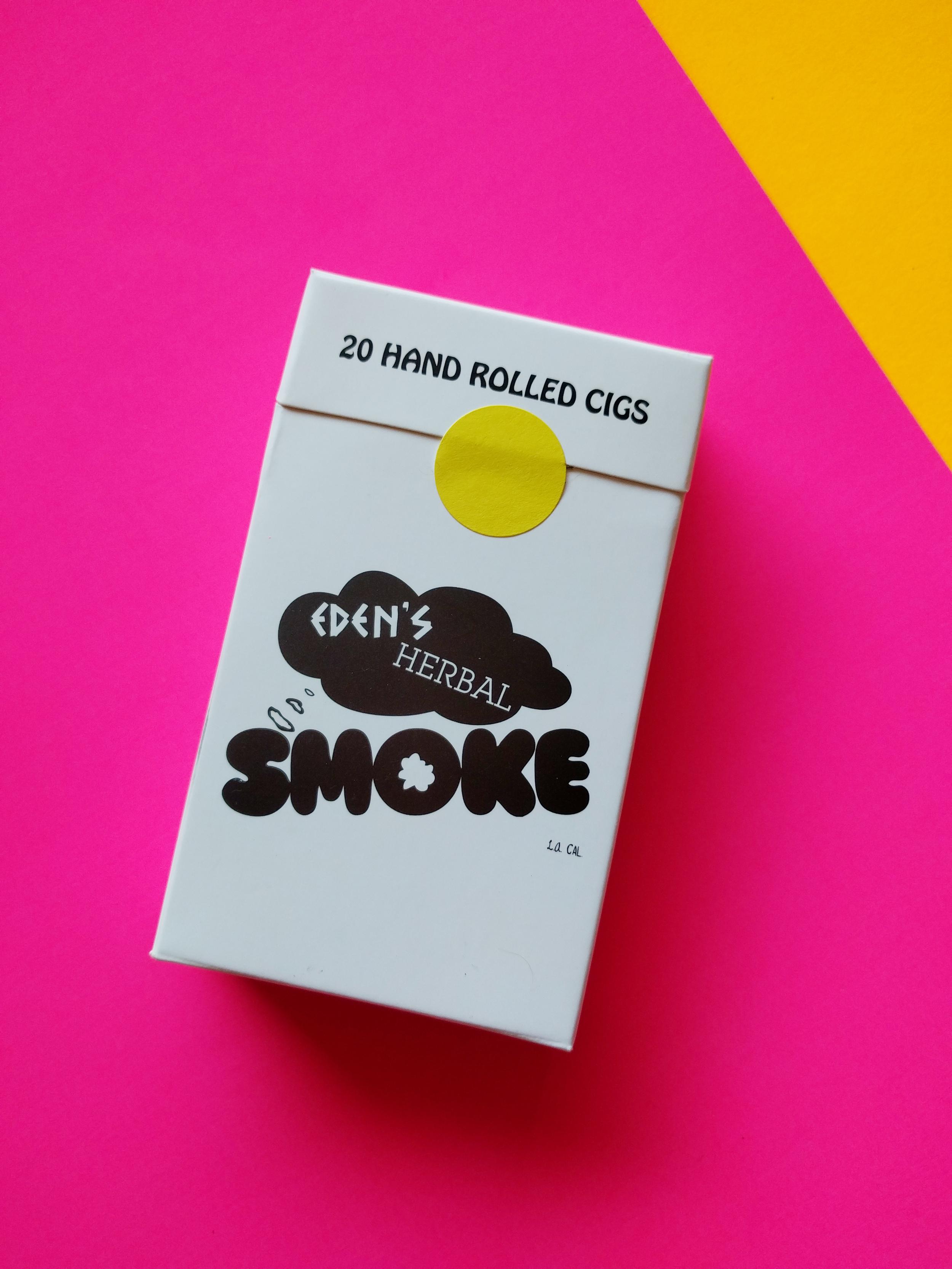 Eden's Herbal Smoke