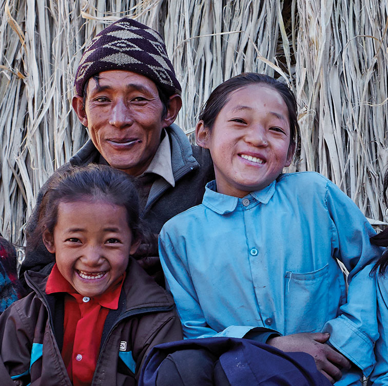 THANK YOU, on behalf of families in Nepal involved in making paper for our gift sets