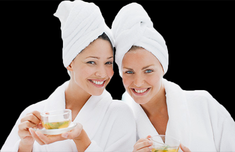 Have a Spa Day at Ladies and Gentlemen! Click here for more information →