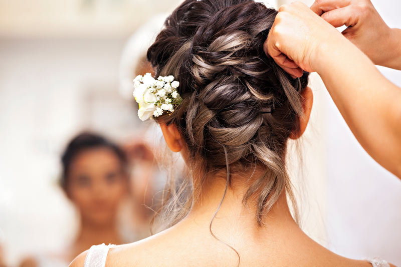bridal spa package