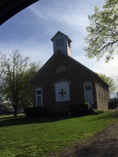 Williamsburg Kansas Museum and Church.JPG