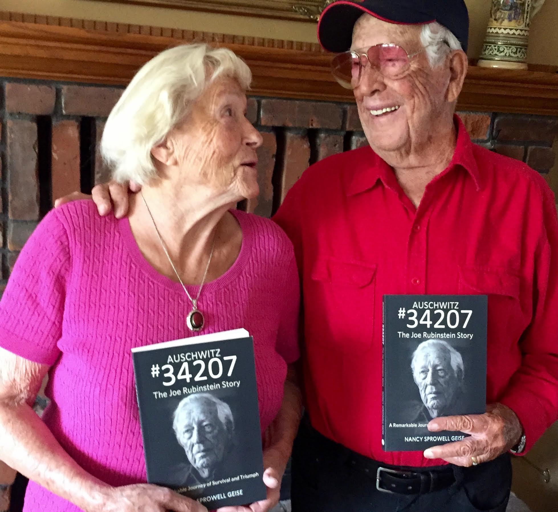 Joe and Irene Rubinstein (2016)