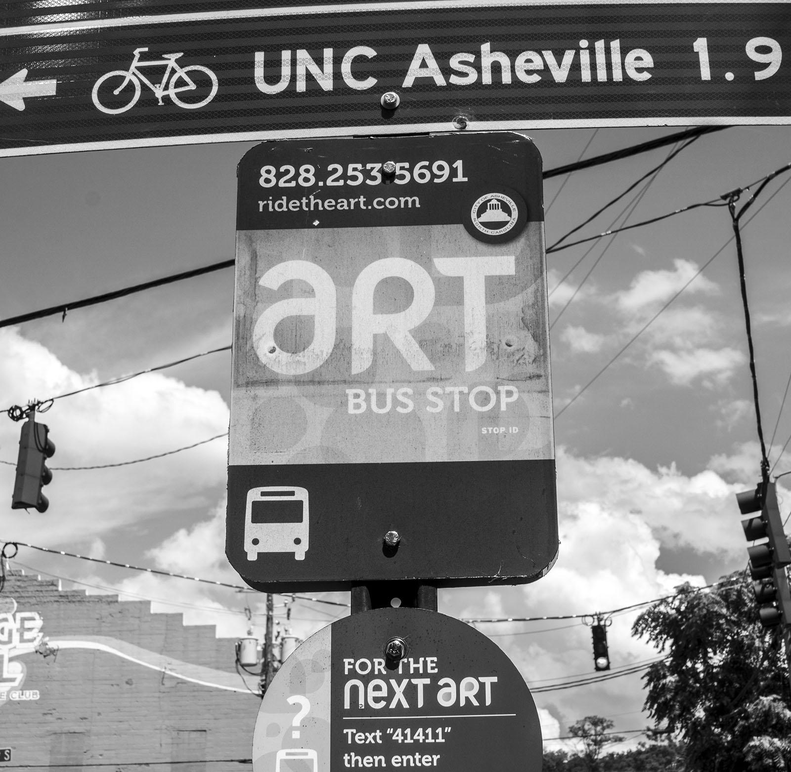 Asheville, July 2019