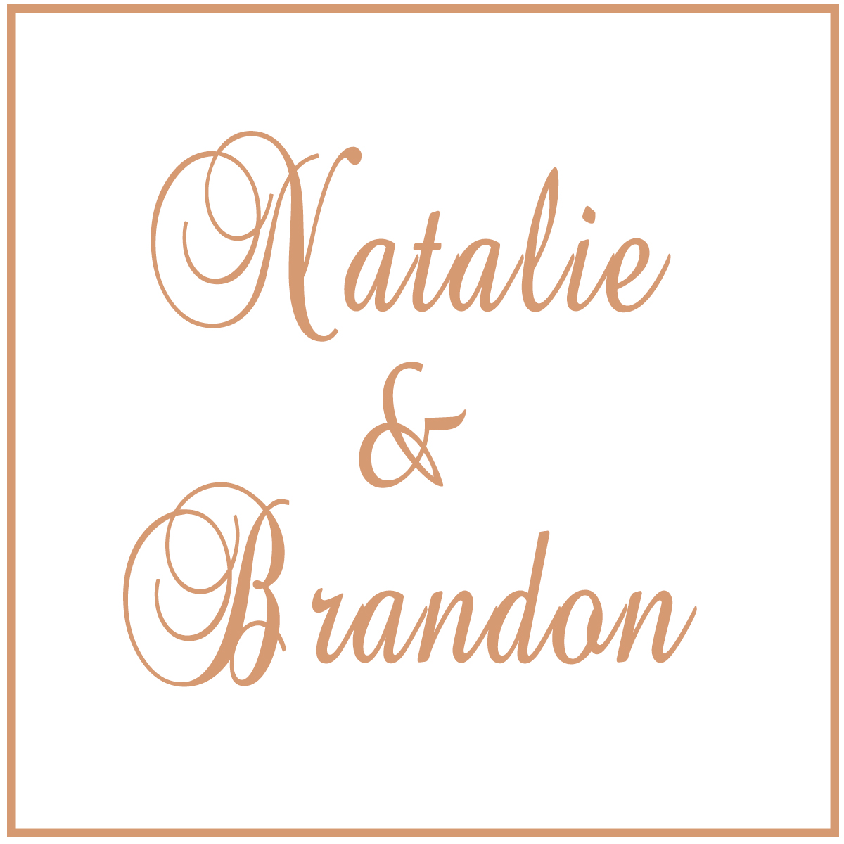 Copy of Natlie and Brandon