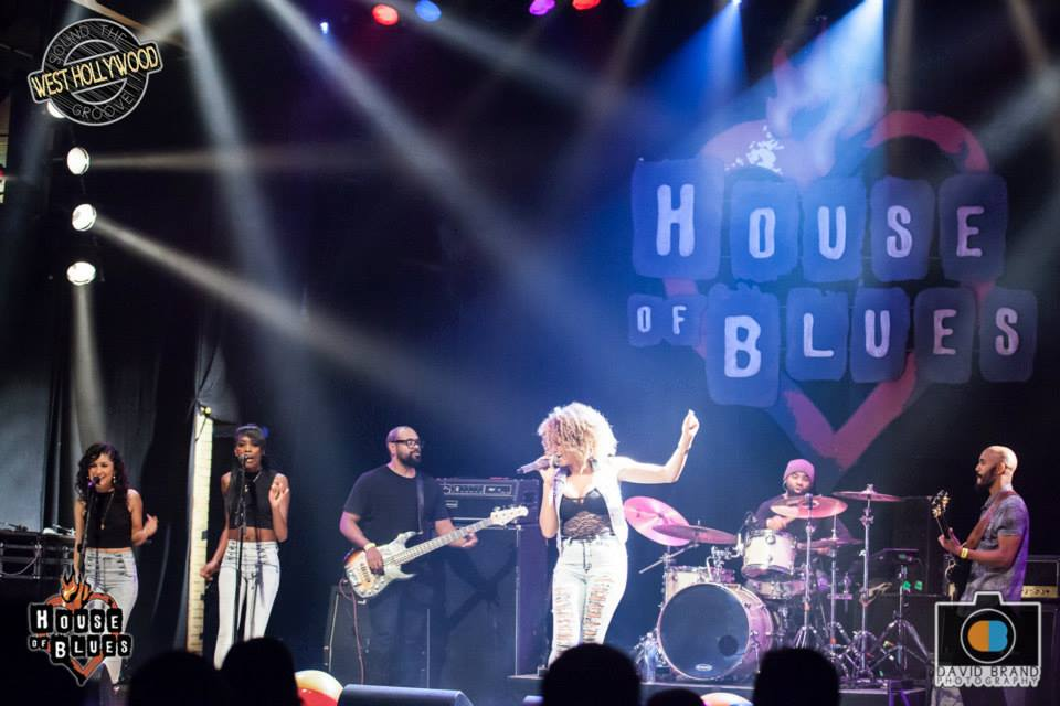 House of Blues, West Hollywood, CA