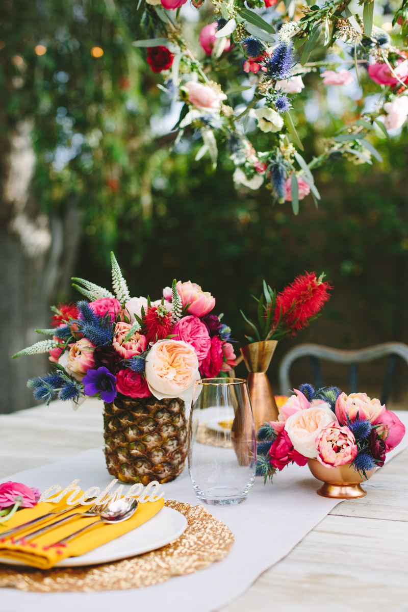 Make a Pineapple Vase