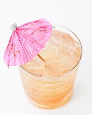 Modern Mai Tai | Luau Drink Recipes