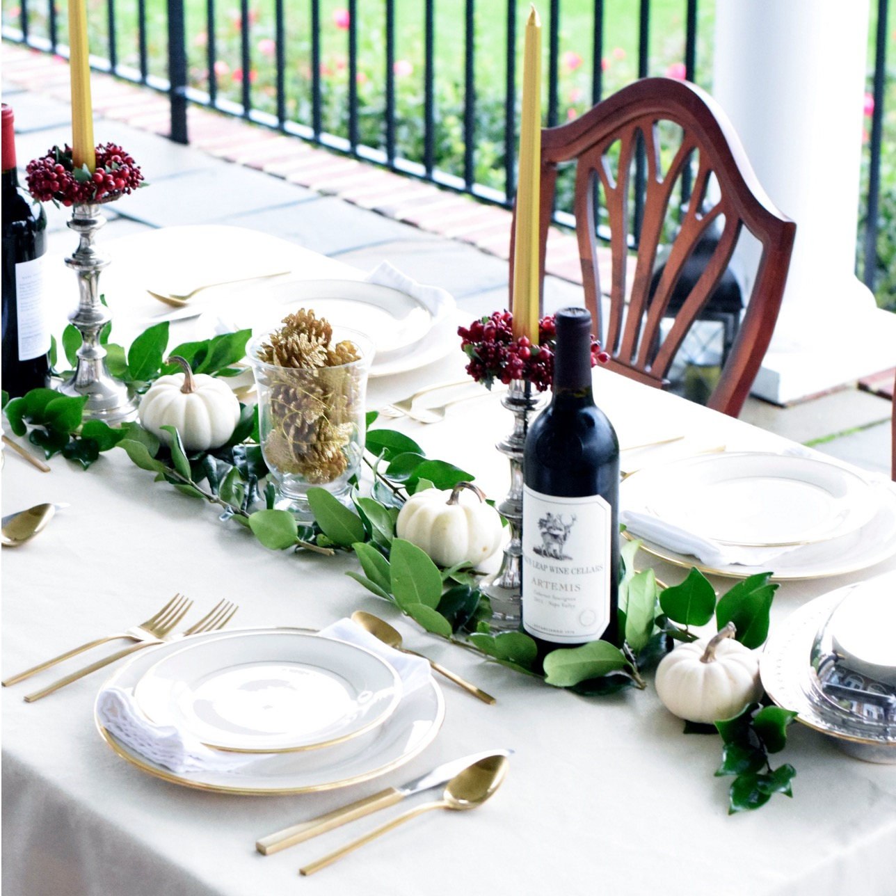 Thanksgiving Tables to Fab Up your Thanksgiving