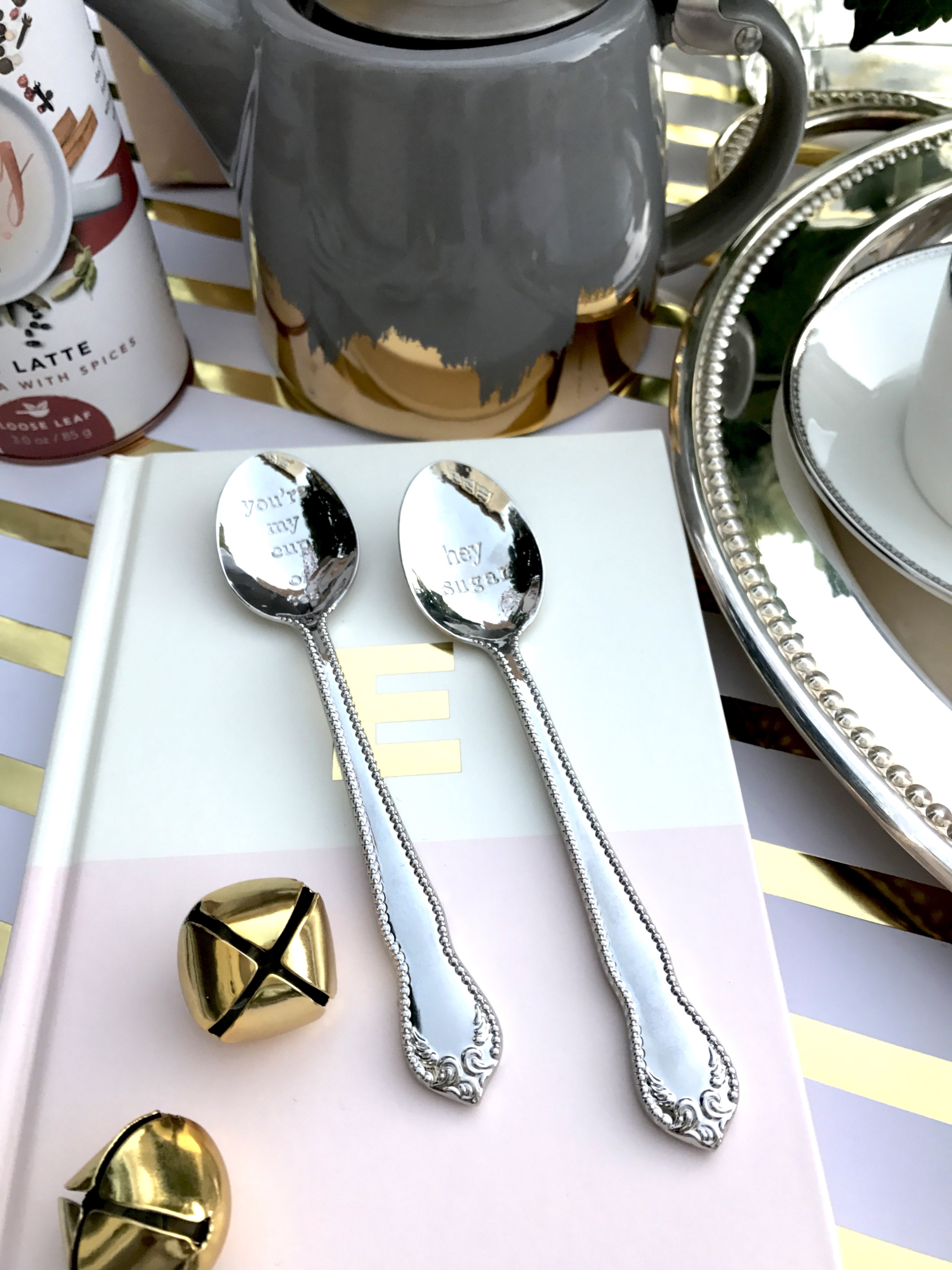Hostess Gifts - Sugar spoons