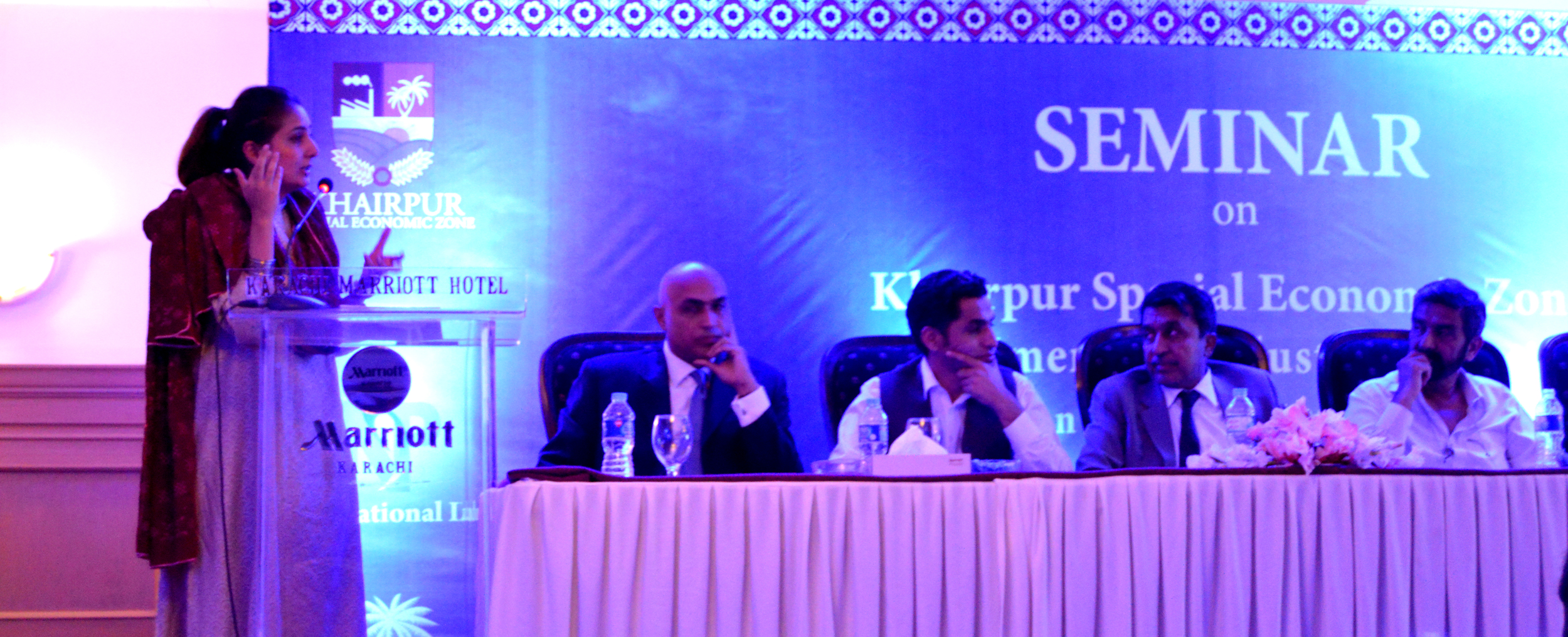Seminar - Introduction to the history of Khairpur.