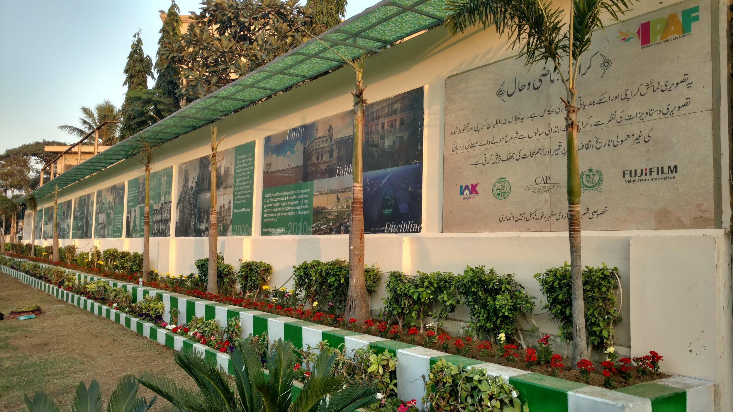 The Timeline of Karachi