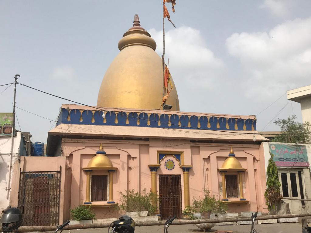 Darya Lal Mandir near Pursukoon Chowk | Copyright Marvi Mazhar & Associates