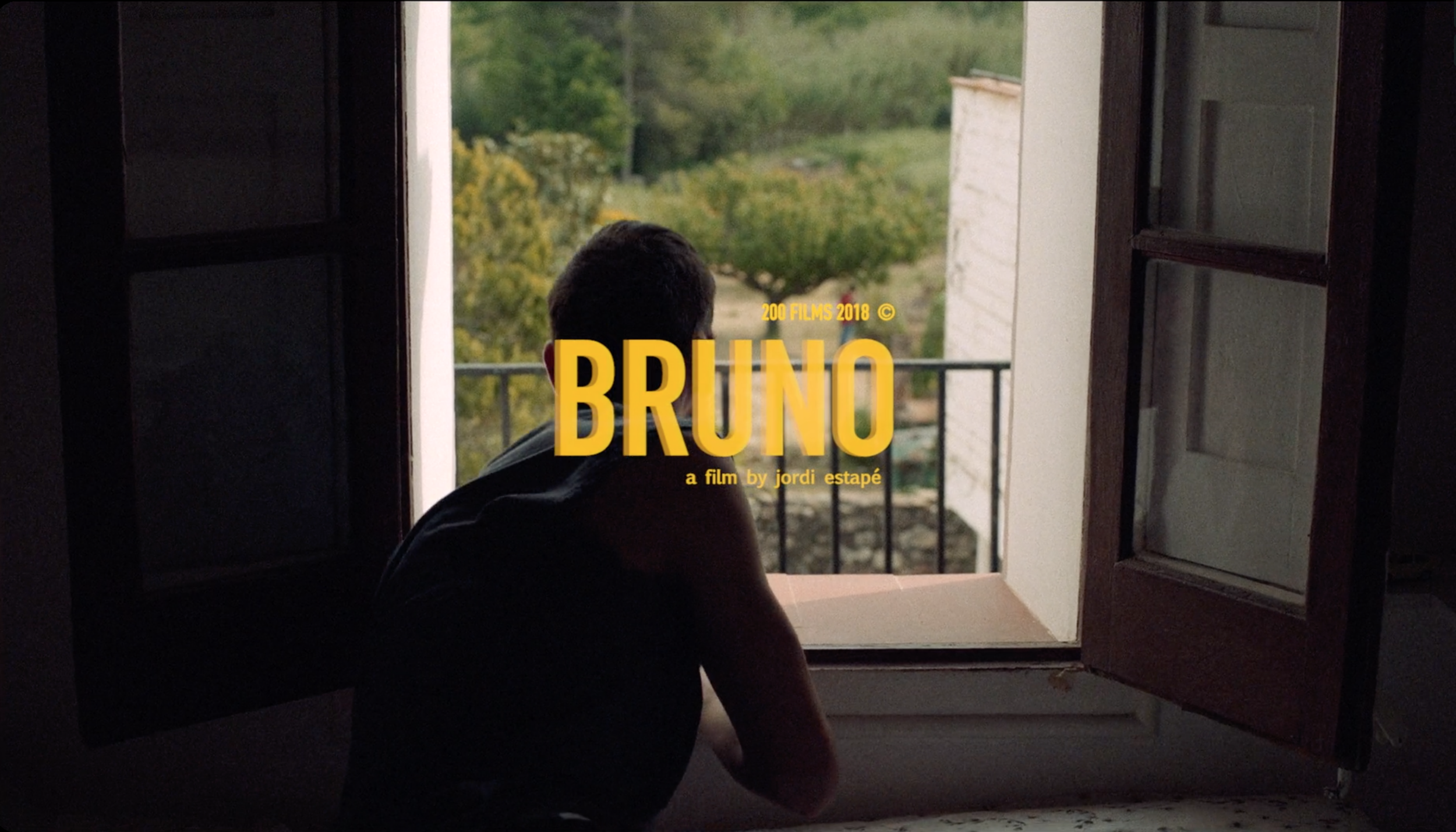 'Bruno' - Narrative Short