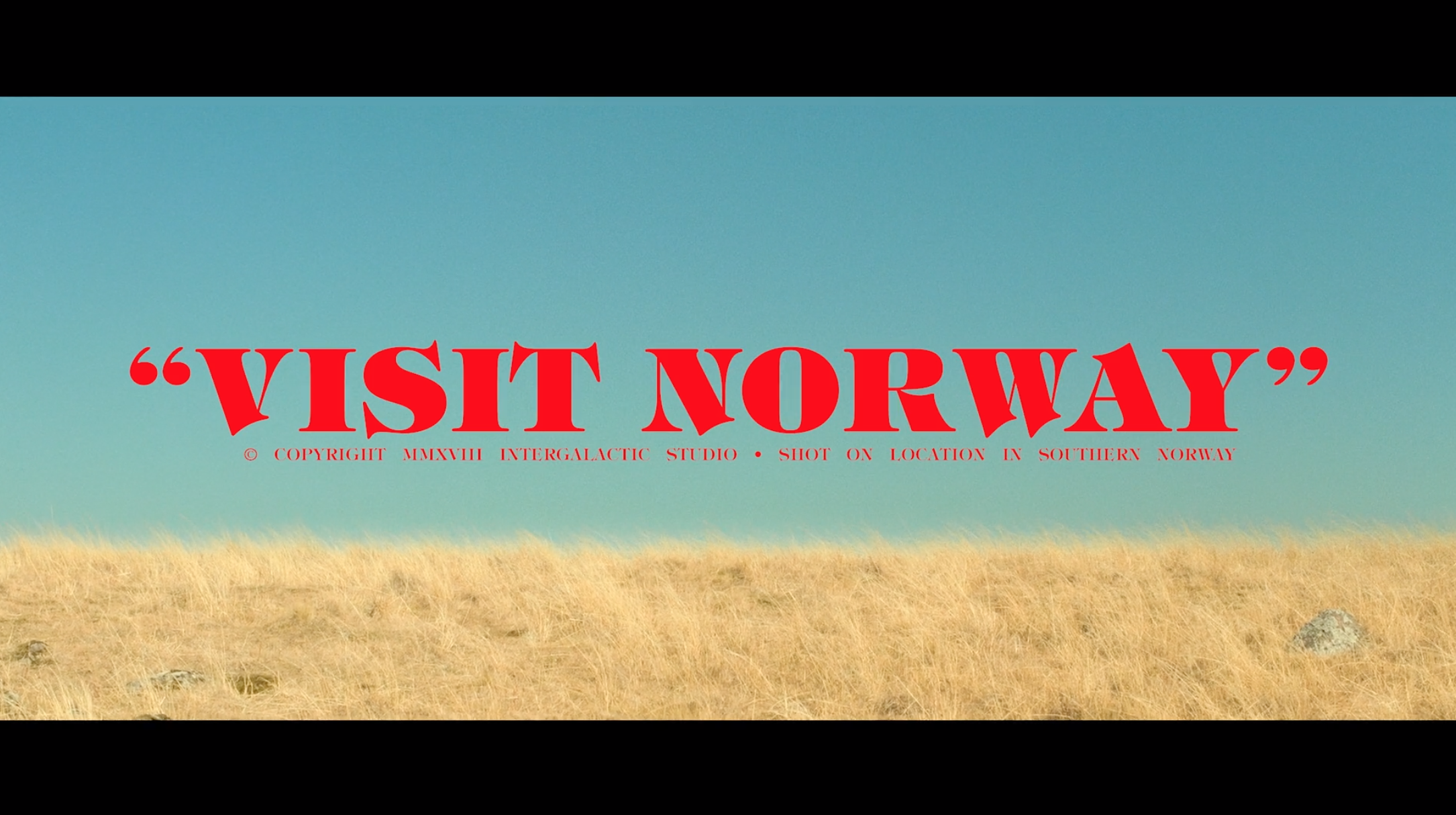 'Visit Norway' - Music Promo