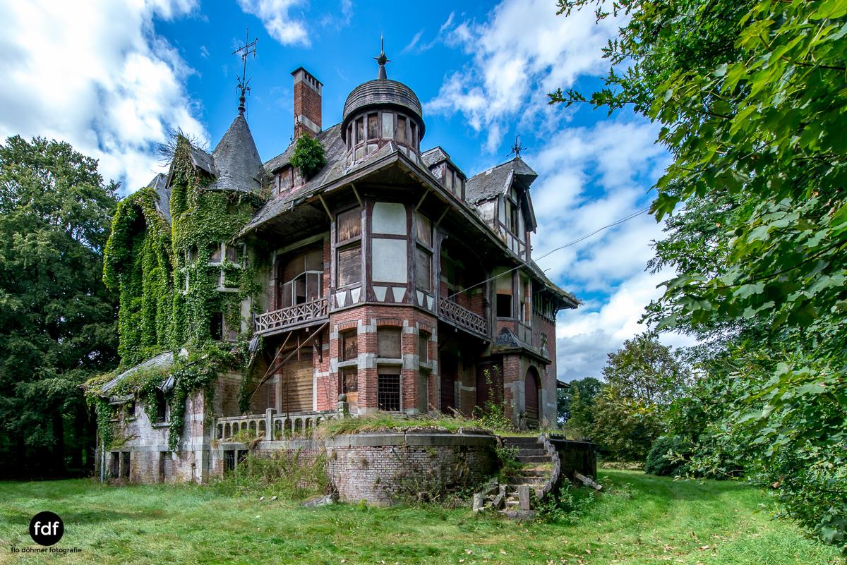 Chateau Nottebohm Landgut Belgien Lost Place-15.JPG