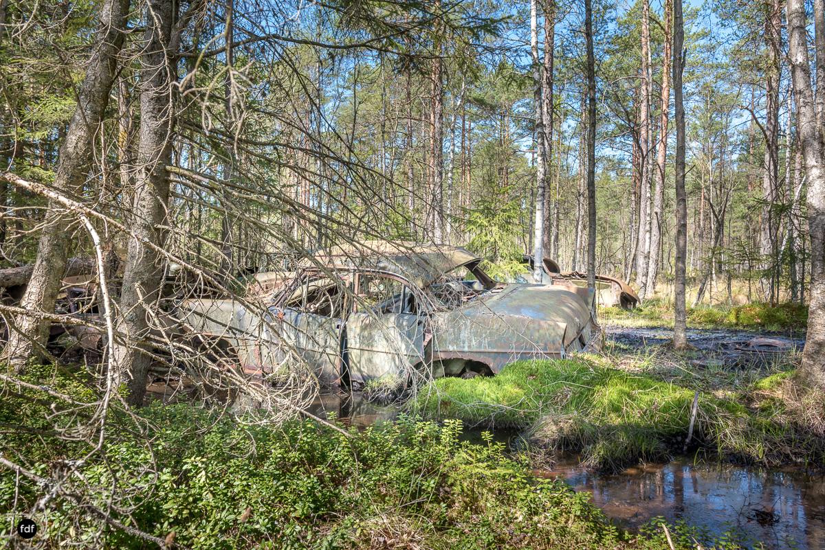 Forgotten Cars-Autofriedhof-Schrott-Lost Place-Schweden-54.JPG