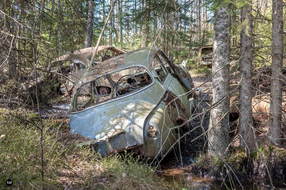 Forgotten Cars-Autofriedhof-Schrott-Lost Place-Schweden-55.JPG