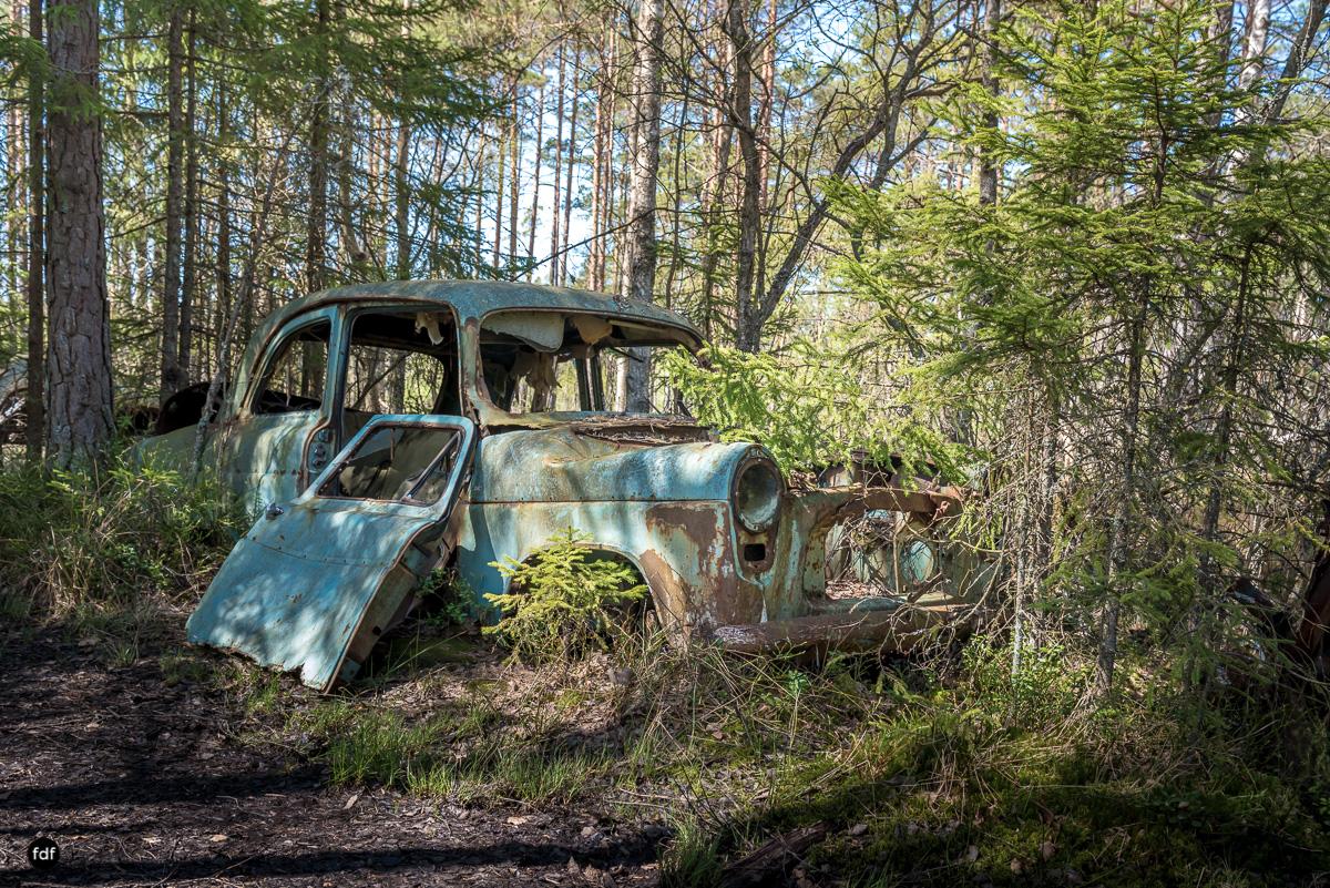 Forgotten Cars-Autofriedhof-Schrott-Lost Place-Schweden-71.JPG
