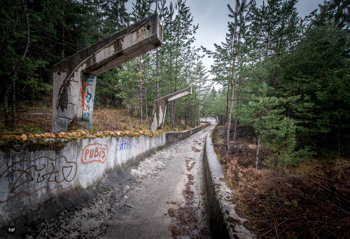 Olympic Bobslide-Bobbahn-Olympische Spiele 1984-Sarajevo-Lost-Place-Bosnien-7.JPG