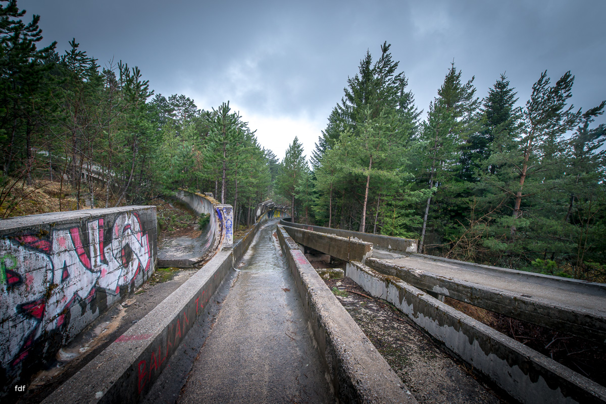 Olympic Bobslide-Bobbahn-Olympische Spiele 1984-Sarajevo-Lost-Place-Bosnien-10.JPG