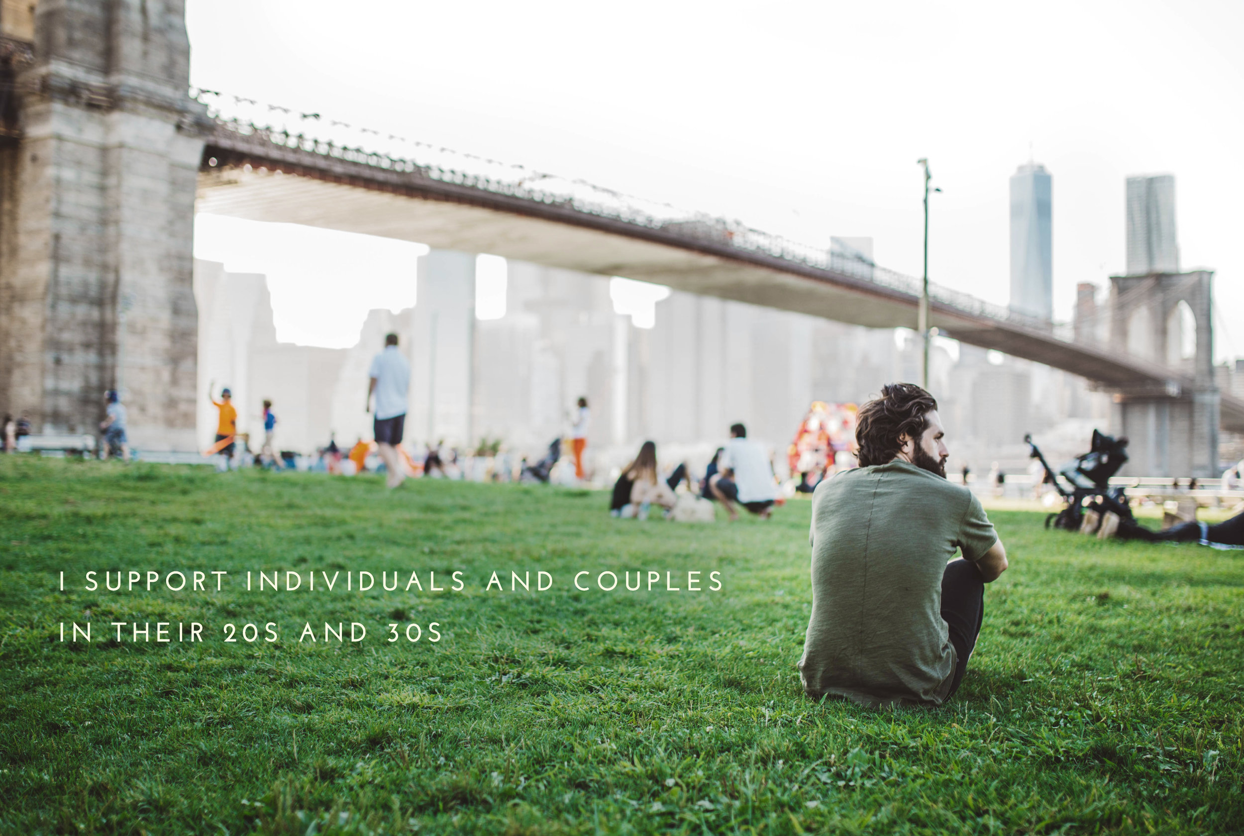 Counseling / therapy for individuals with anxiety or depression in brooklyn union square