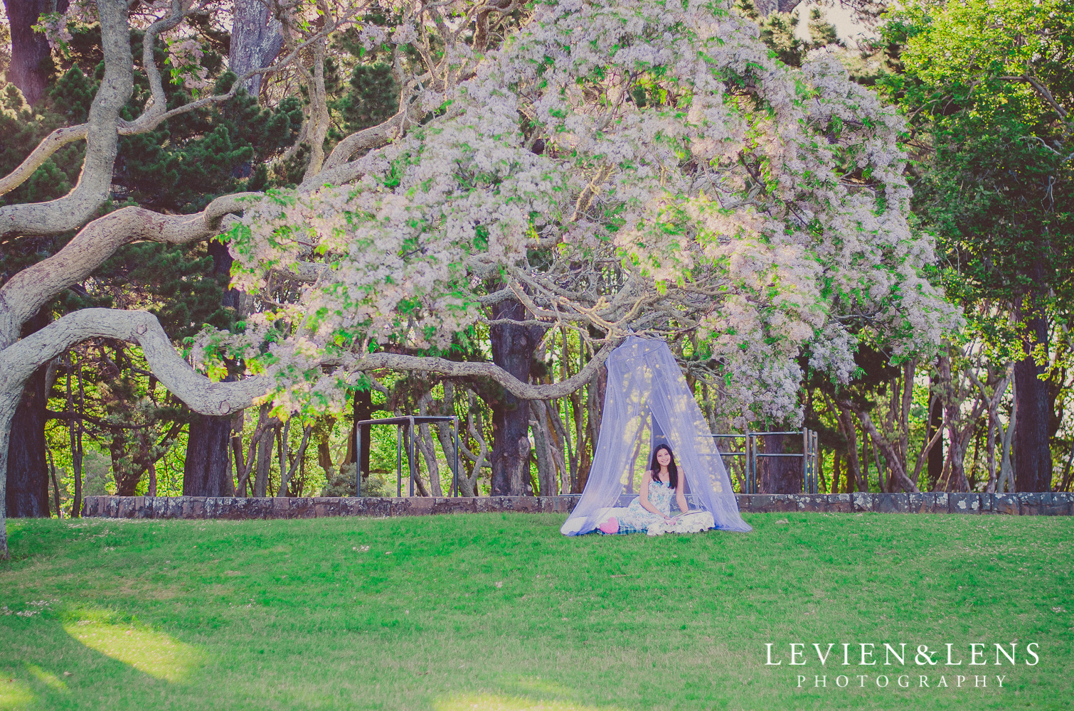 Enchanted Princess Park Portrait session {Auckland-Hamilton lifestyle photographer}
