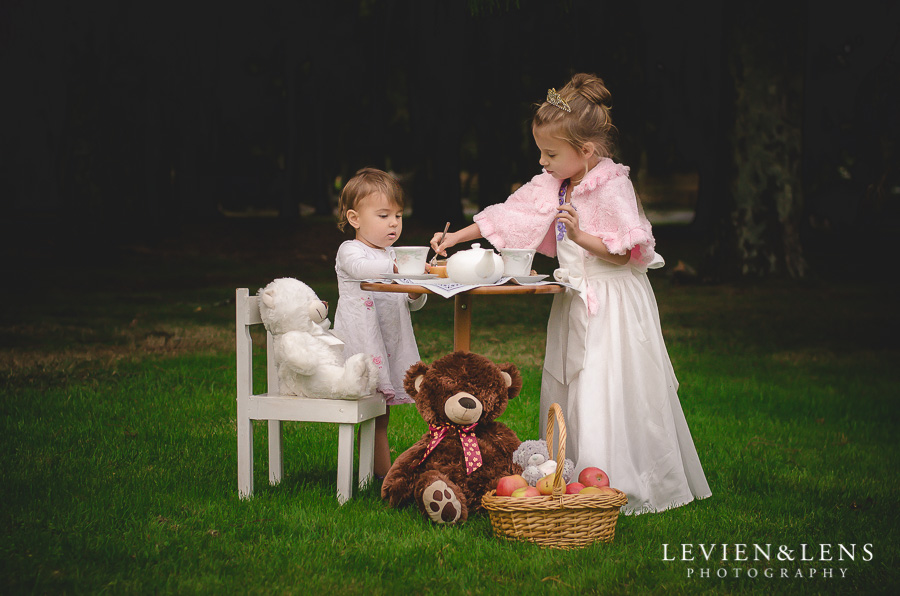 Princess tea party {Auckland children lifestyle photographer}
