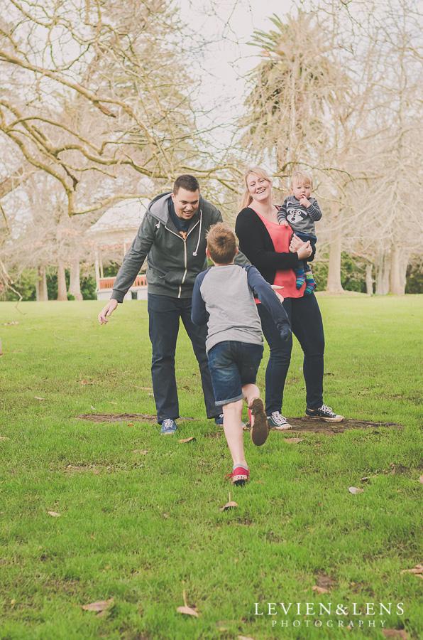 The Knott Family | Auckland Domain Photography Session {Waikato-Bay of Plenty photographer}