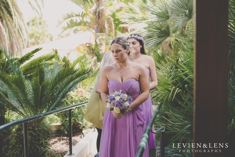 bridesmaids waiting ceremony {Auckland wedding photographer}