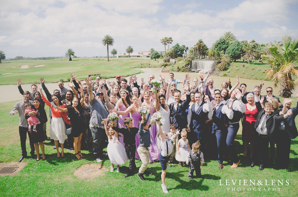 family formals Formosa Golf Resort {Auckland wedding-engagement-couples photographer}