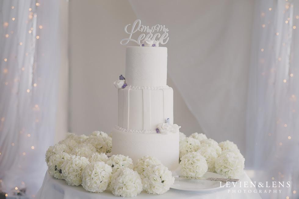 wedding cake reception details Formosa Golf Resort {Auckland wedding photographer}