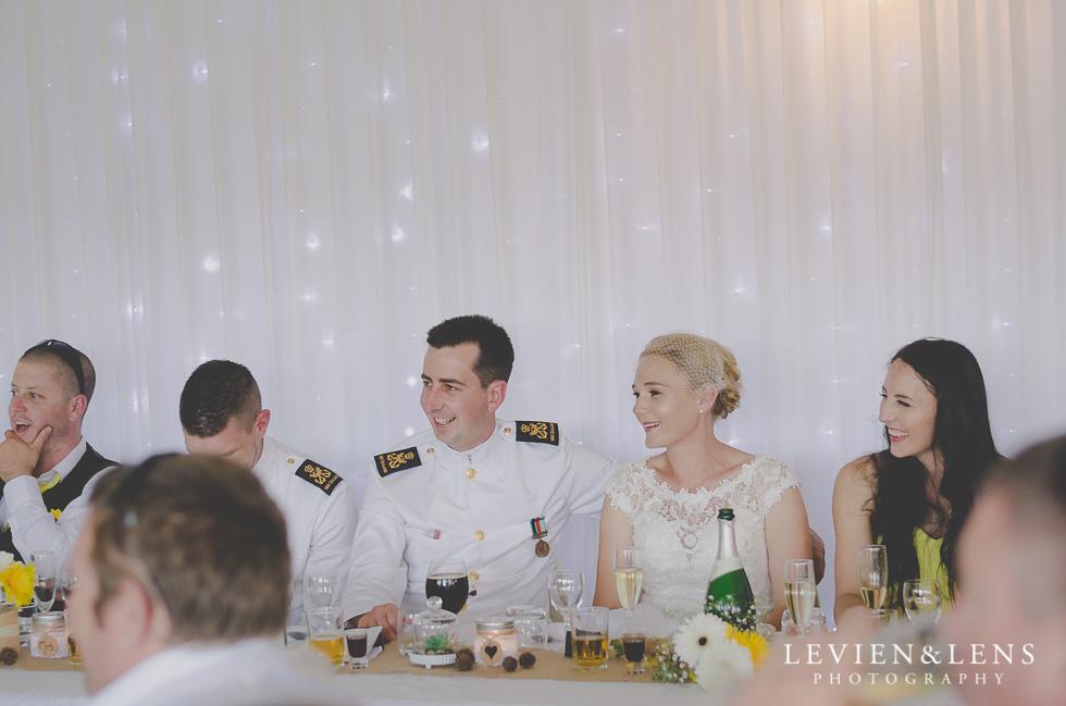 reception {Auckland-Hamilton wedding photographer}