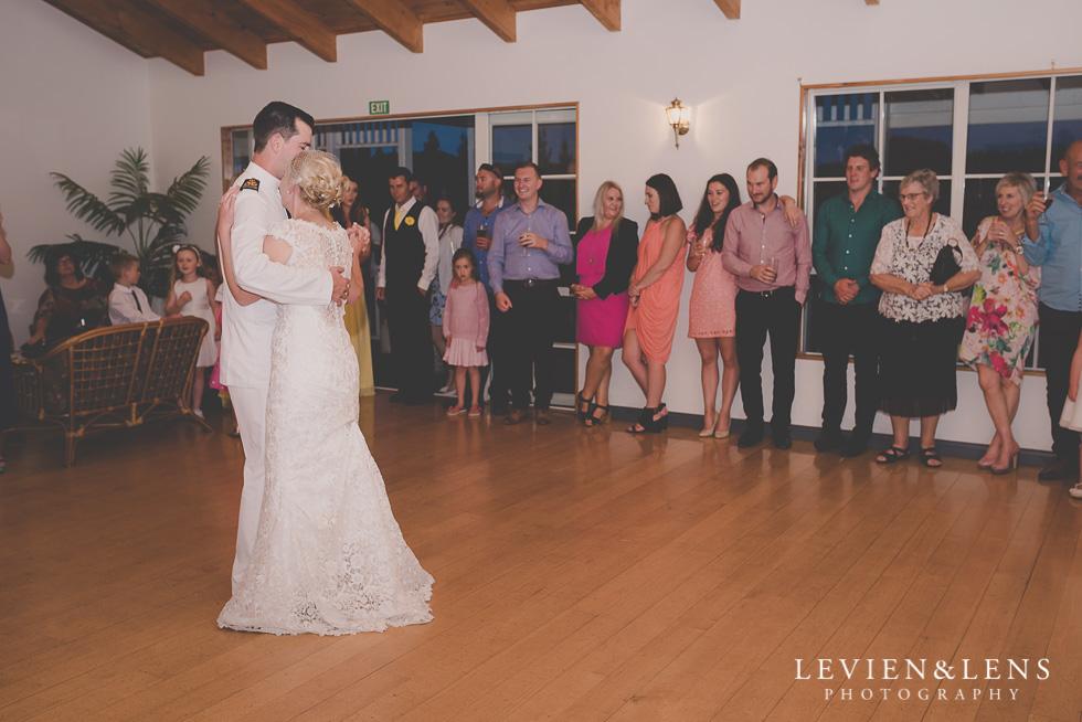 first dance reception {Auckland-Hamilton wedding photographer}